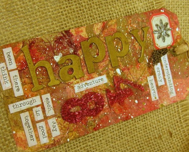 January 2015 Holtz Tag H